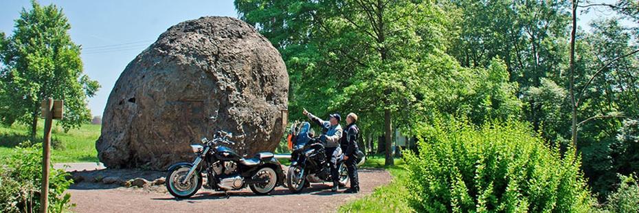 Motorradtouren durch die Vulkaneifel